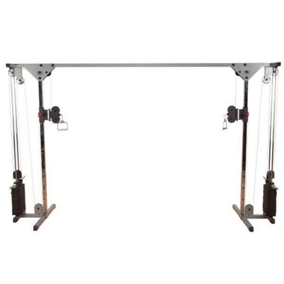 Body-Solid GCCO150 Cable Crossover 2 x 75 kg