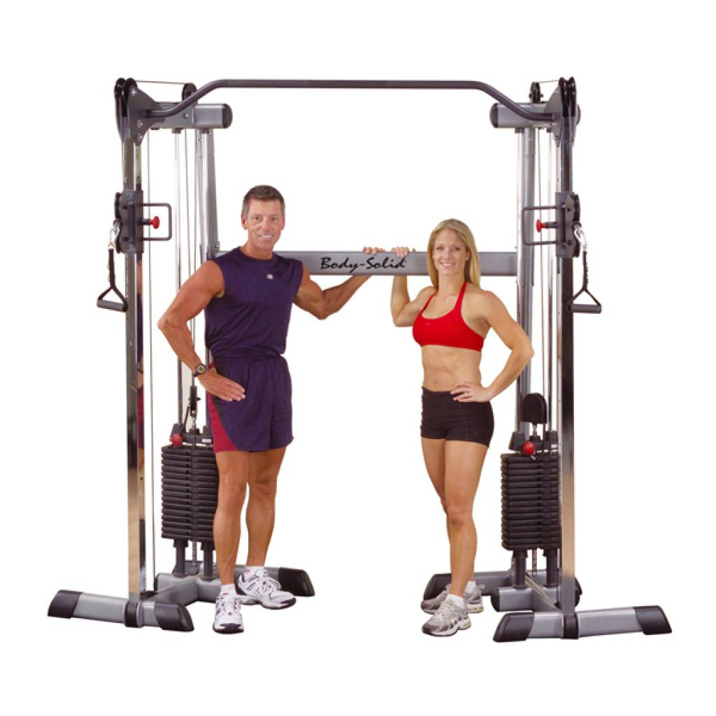 Body-Solid GDCC200 Training Center